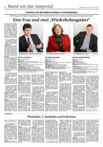 Freisinger-Tagblatt: Redaktionsgespräch