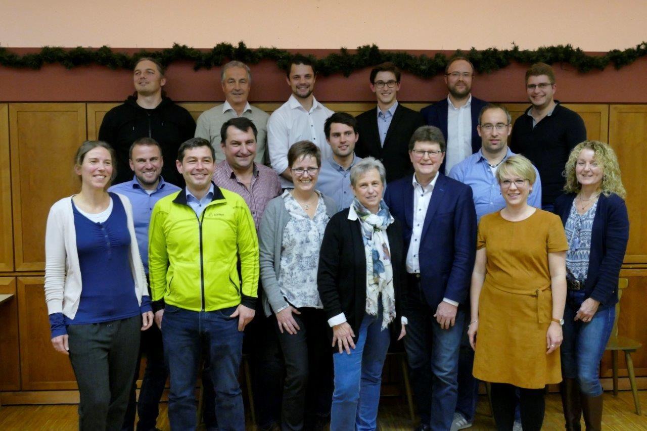 Freie Bürgerliste Fahrenzhausen - Kandidaten