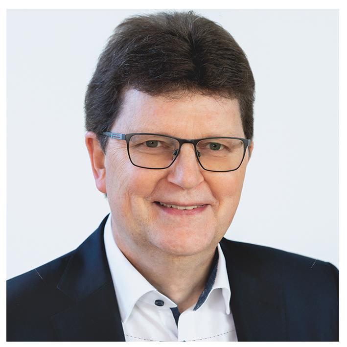 Heinrich Stadlbauer - Bürgermeisterkandidat der FBL Fahrenzhausen - Kommunalwahl 2020