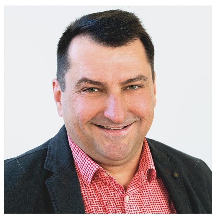 Heinrich Kislinger - Gemeinderatskandidat der FBL Fahrenzhausen 2020