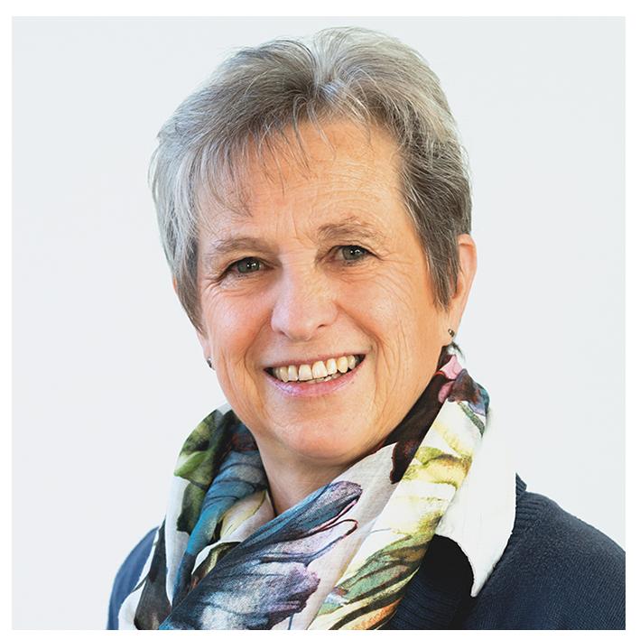 Eva Stocker - Kandidaten für die Gemeinderatswahl 2020 Fahrenzhausen